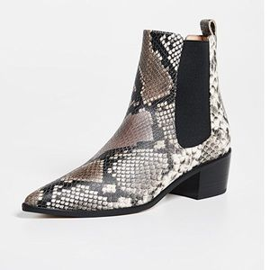 Martiko Jillian Point Toe Booties